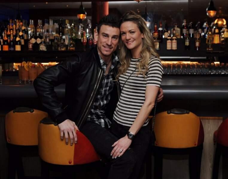 Laurent Koscielny et Claire