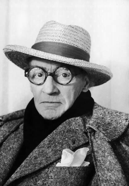 L'acteur et réalisateur Sacha Guitry (décédé le 24 juillet 1957)
