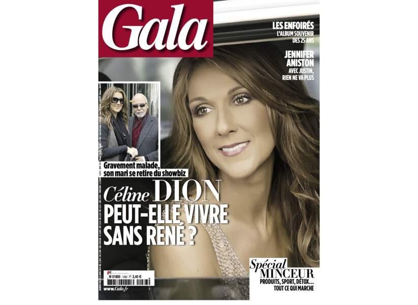 Céline Dion peut-elle vivre sans René ?