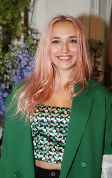 Chloé Jouannet le 26 octobre 2017