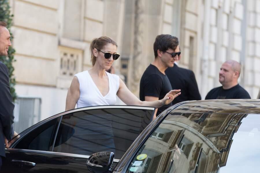 Celine Dion a terminé sa tournée mais ne quitte plus son danseur Pepe Munoz