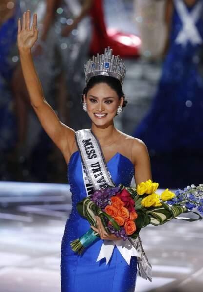 Miss Philippines  la vraie gagnante