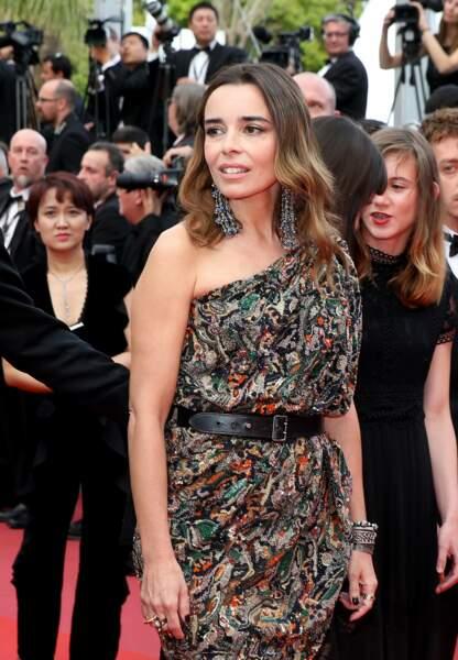 Elodie Bouchez à 45 ans