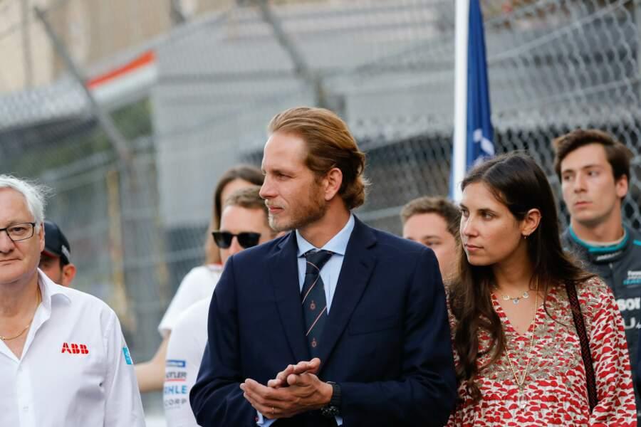 ... tout comme sa belle-soeur Tatiana Santo Domingo, la femme d'Andrea, le fils ainé de Caroline de Monaco.