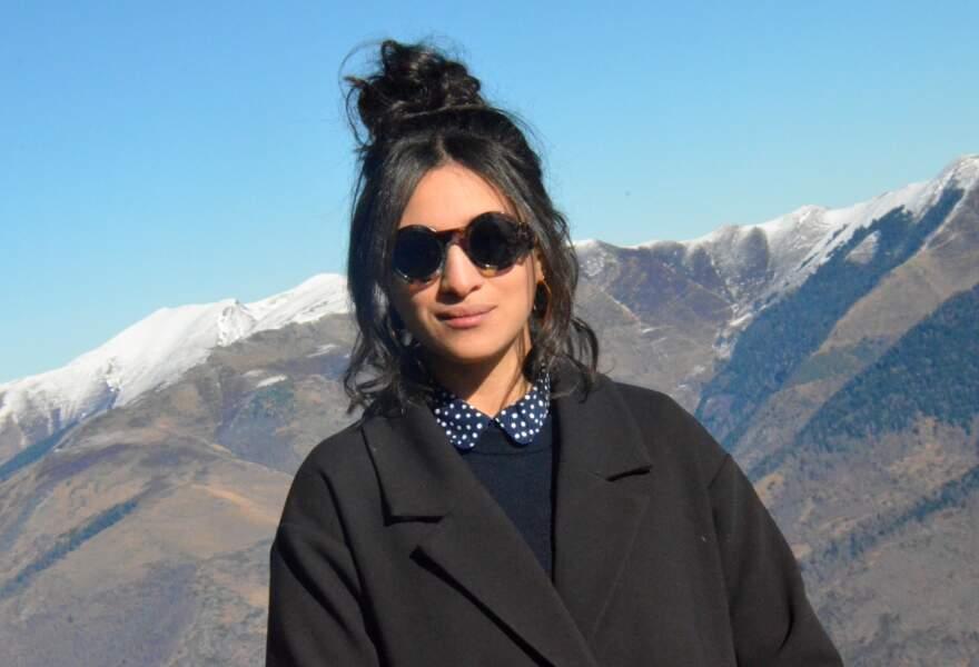 Camelia Jordana, membre du jury fiction 2016