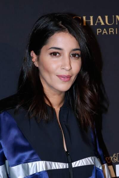 Marraine d'Oulaya Amamra, l'actrice a choisi de faire la lumière sur sa protégée