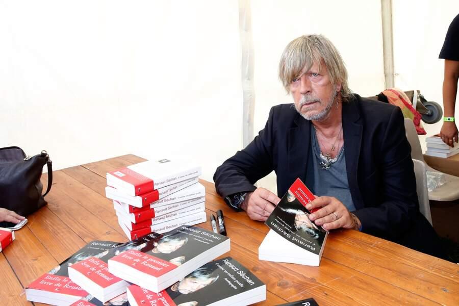 """Le 28 août 2016, il présente son autobiographie lors de la 21e """"Forêt des Livres"""" de Chanceaux-près-Loches"""
