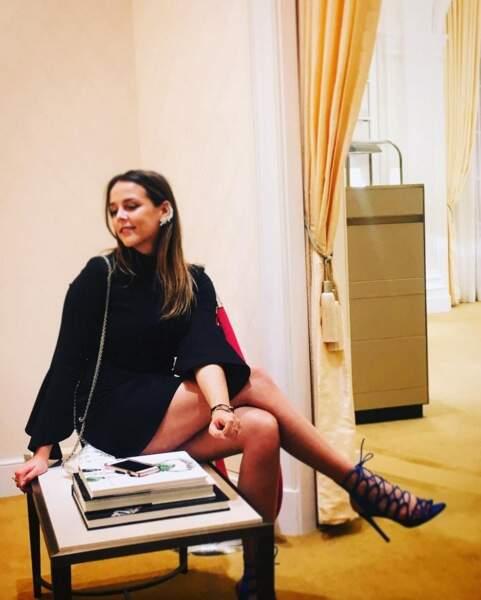 Pauline Ducruet, fille de Stéphanie de Monaco