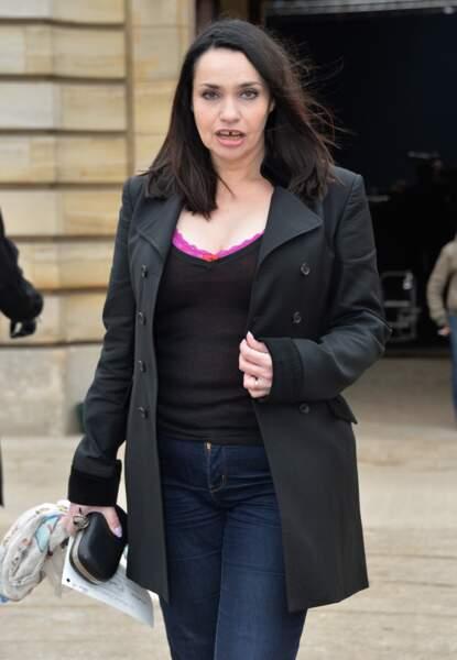 Béatrice Dalle en 2014