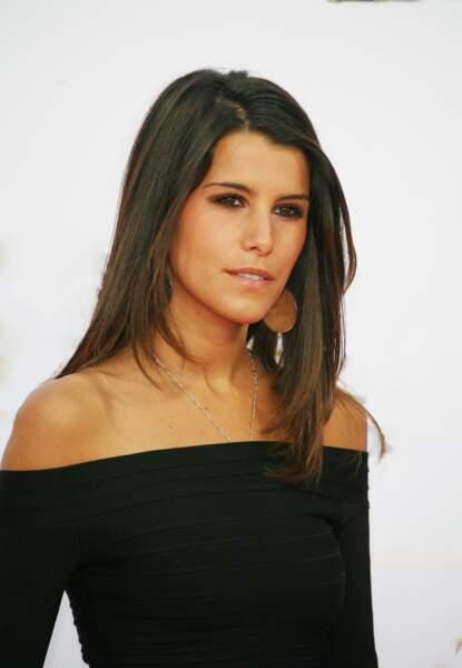 Karine Ferri au Festival de Télévision de Monte-Carlo en 2009