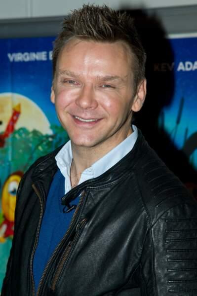 Jeanfi Janssens, humoriste et comédien.