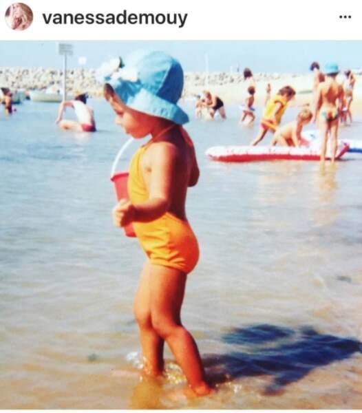 Vanessa Demouy enfant
