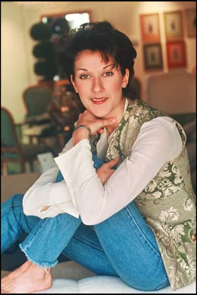 Céline Dion en 1994