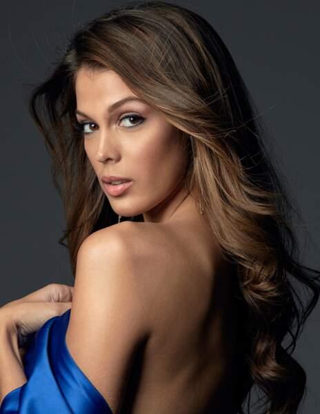 Iris Mittenaere, Miss France