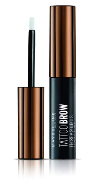 Tattoo Brow, Maybelline New York, 12,90 €