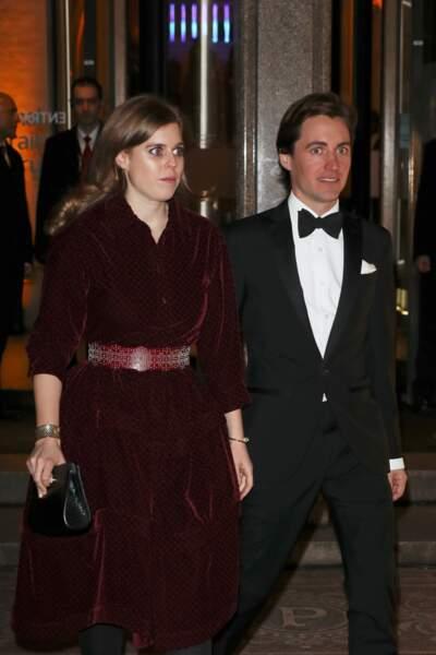 Un scandale qui lui aurait valu d'être persona non grata au palais de Buckingham