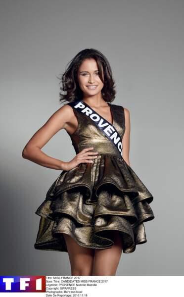 Noémie Mazella, Miss Provence