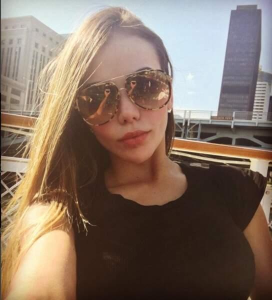 Jessica Sterling (femme de David Ospina Arsenal)