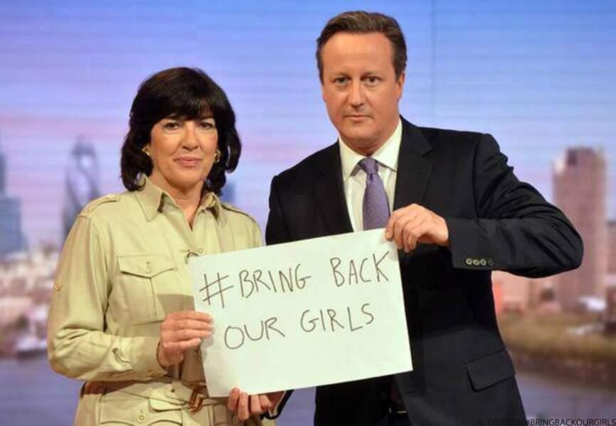 Le premier ministre britannique, David Cameron