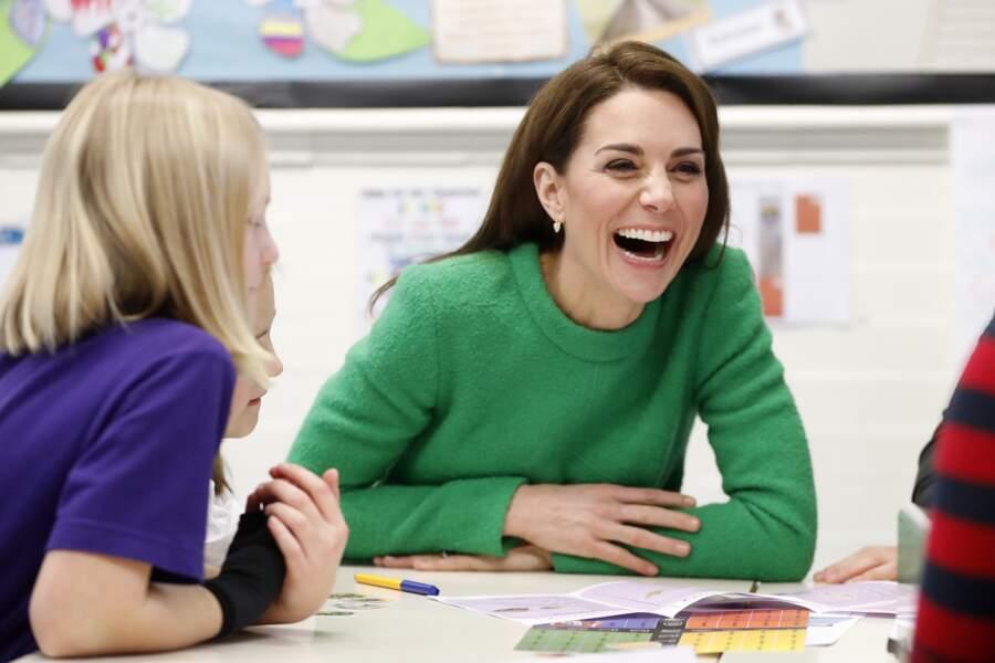 Une facette inédite de Kate Middleton, qu'a décidé de développer son nouveau conseiller en image, Christian Jones