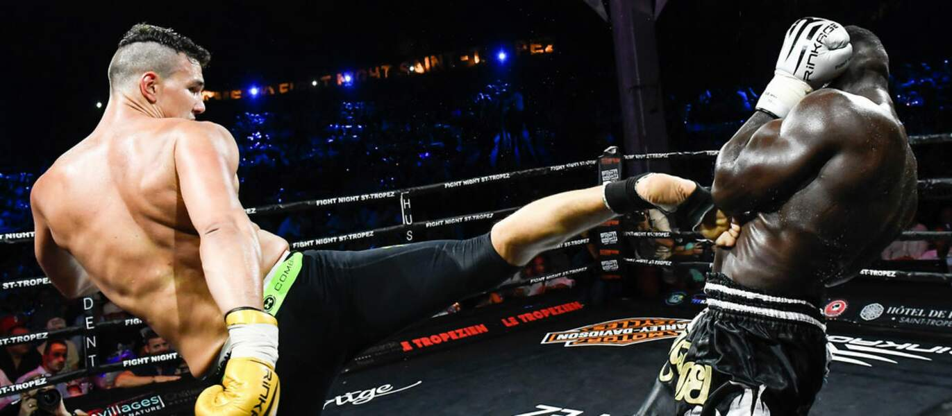 La Fight Night était diffusée en direct sur L'Equipe 21