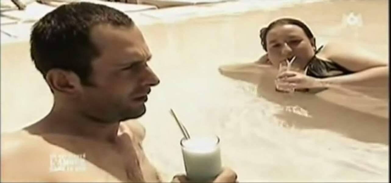 Julien et Nathalie, en 2008
