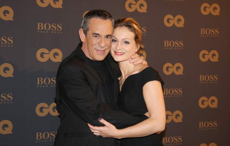 Audrey Crespo-Mara et son mari Thierry Ardisson
