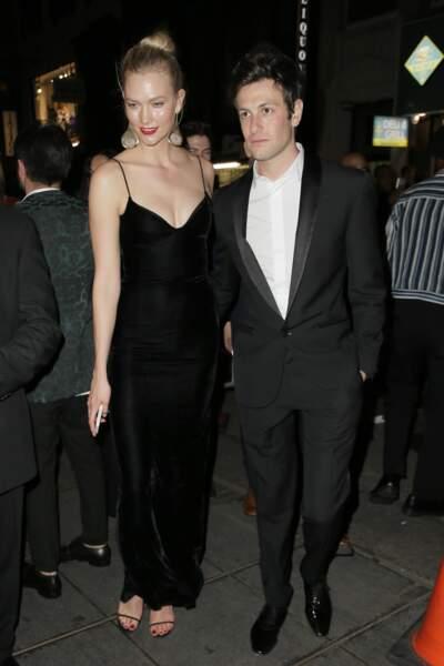 Karlie Kloss et Joshua Kushner