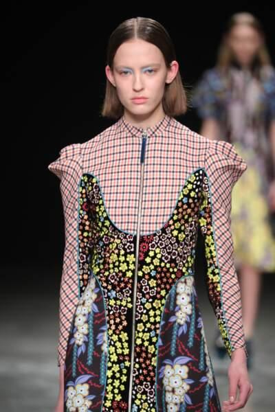 Défilé Mary Katrantzou, London Fashion Week 2017