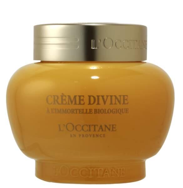 Crème Divine à l'Immortelle de l'Occitane