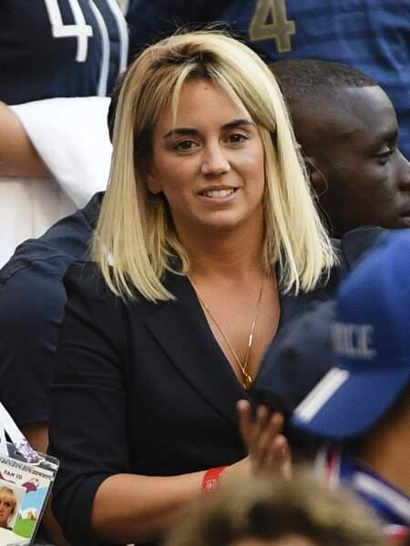 L'épouse du footballeur Antoine Griezmann et sa tenue polémique