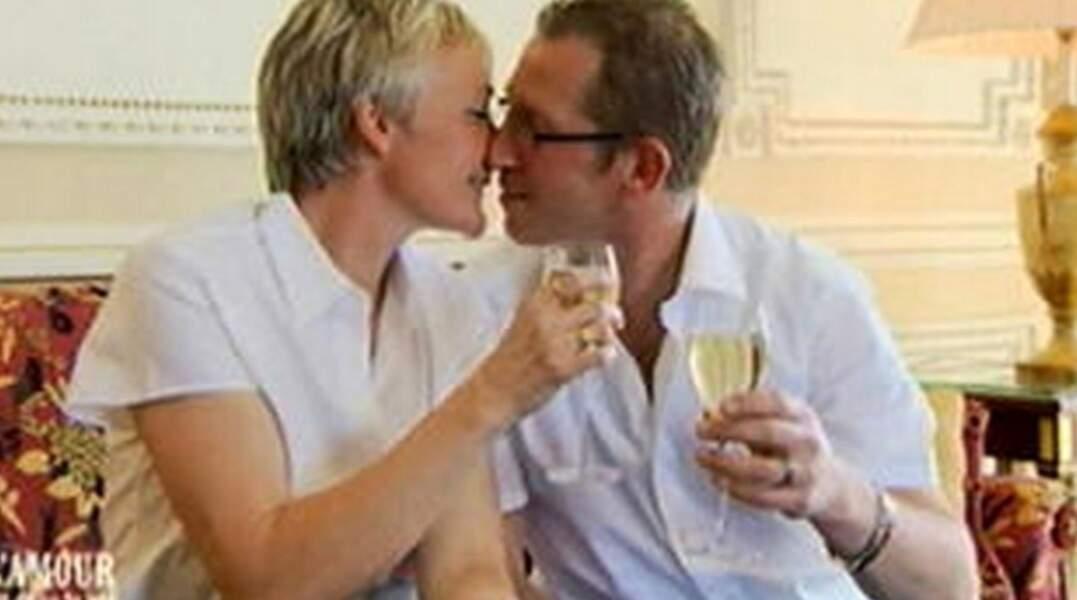 Agnes et Olivier, en 2010