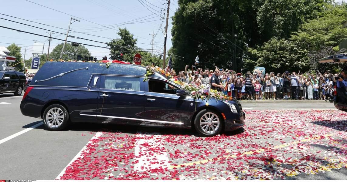 Les obsèques de Mohamed Ali se sont tenus ce vendredi 10 juin à Louisville, Kentucky