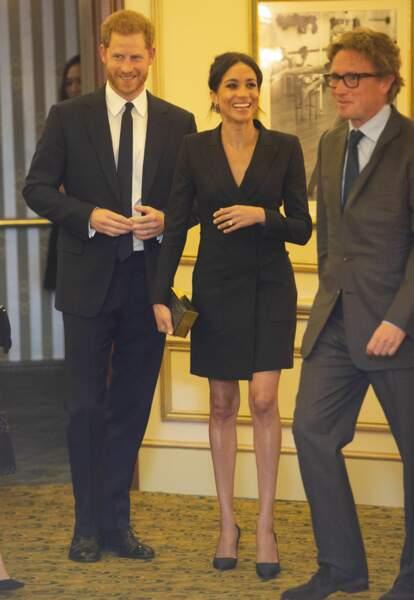 Meghan Markle et le prince Harry, un couple digne d'Hollywood !