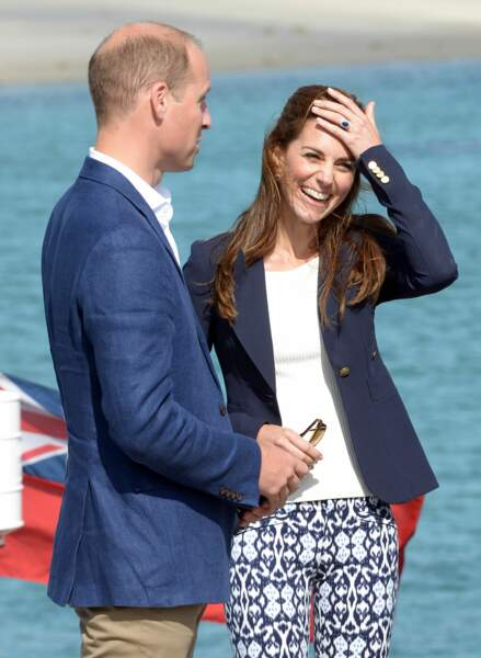 Royal visit to the Scilly Isles