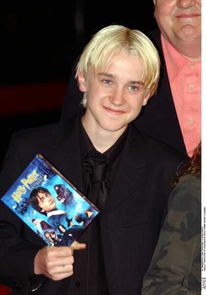 Tom Felton - Drago Malfoy, 2001
