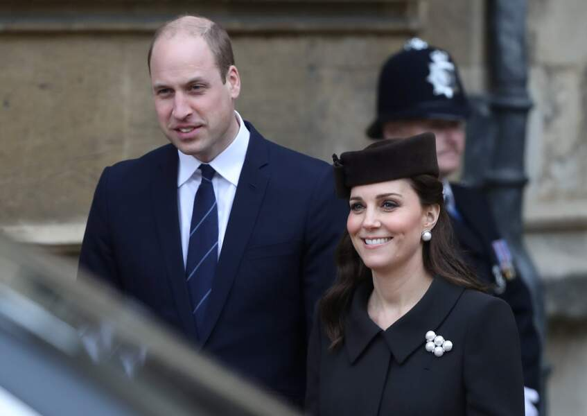 Kate Middleton, une duchesse future reine d'Angleterre