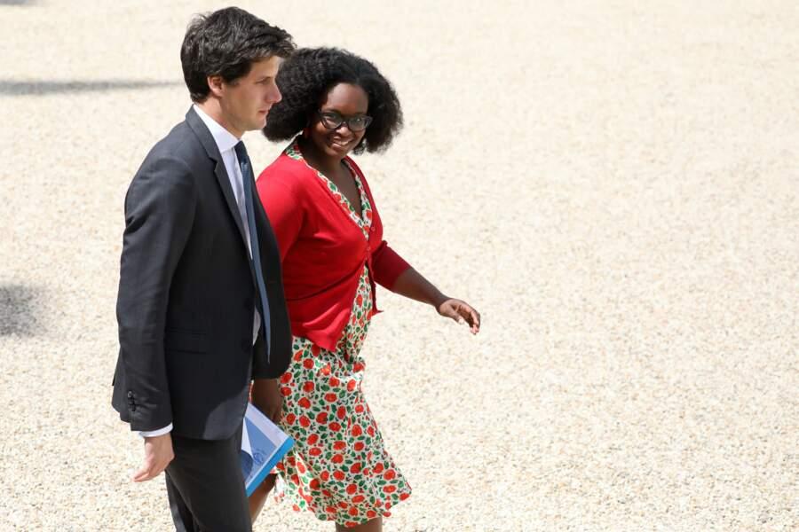 Née au Sénégal, Sibeth Ndiaye se dit fière de sa double culture, depuis sa naturalisation française en 2016