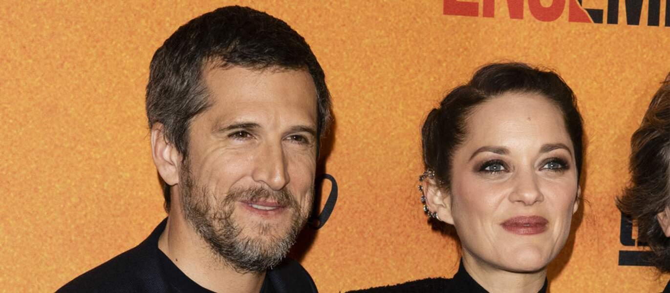 Le couple star du cinéma français, qui s'est rencontré en 2003, a présenté son nouveau film, qui sort le 1er mai.