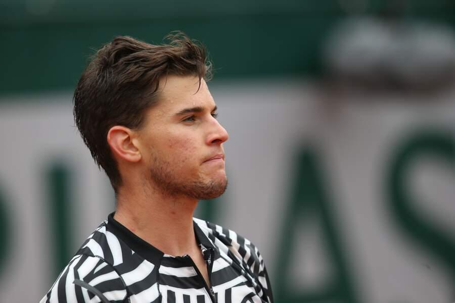 Depuis un an, le jeune joueur de 23 ans se prépare sans relâche pour Roland Garros 2017