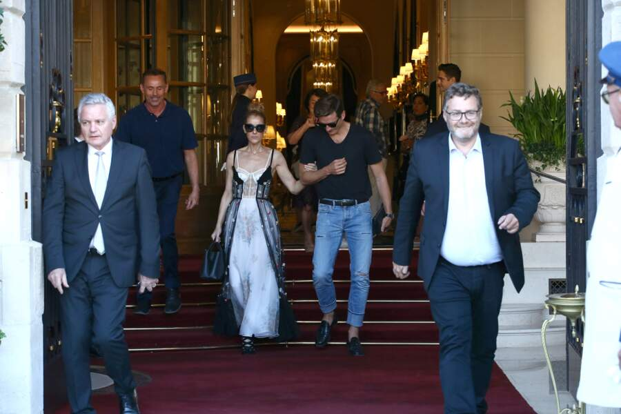 Depuis sa rencontre avec Pepe Munoz, Céline Dion revit