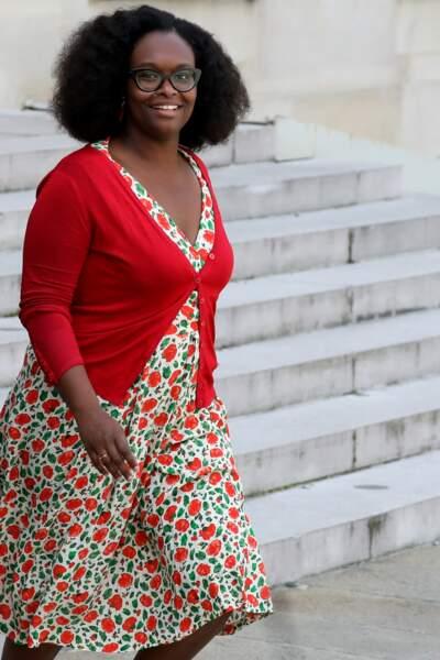 La coupe afro fièrement arborée par Sibeth Ndiaye en avril dernier lui avait valu des remarques racistes