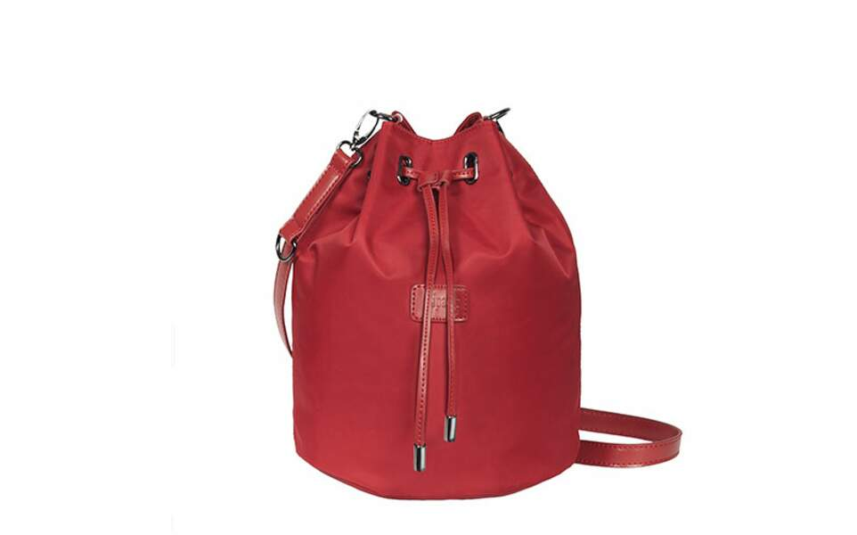 Bucket Bag en nylon, Lipault, 69€