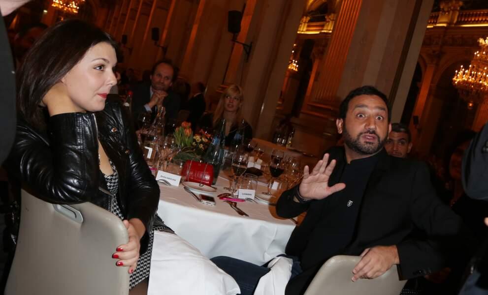 Cyril Hanouna a été très discret sur son couple