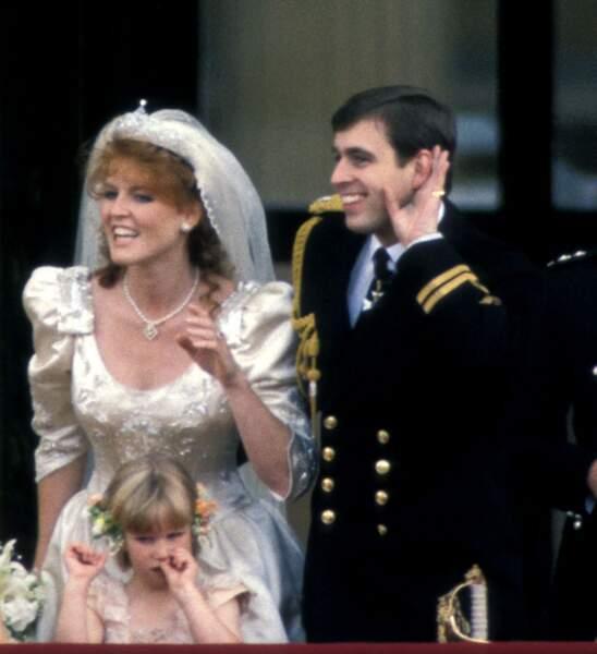 En 1988, Frogmore House a été proposé au prince Andrew et Sarah Ferguson, qui n'en ont pas voulu...