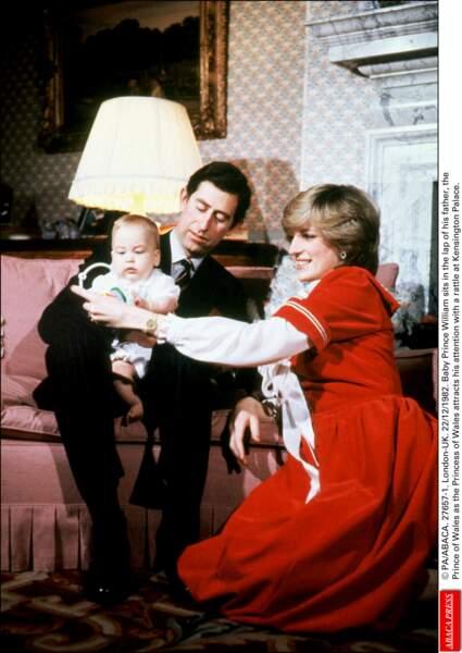 Charles et Diana y emménagent et en font leur résidence londonienne principale, après leur mariage en 1981