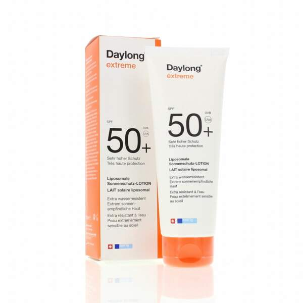 Une peau sans tâche avec les solaires longue durée de Daylong (10€ à 16€ environ)