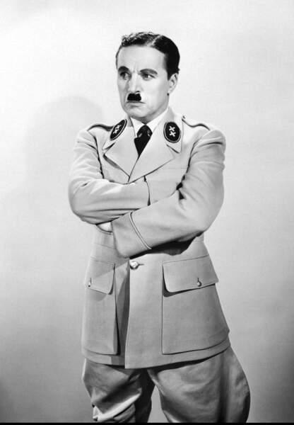 Adolf Hitler reste le dictateur le plus adapté au cinéma. La version de 1940 signée Charlie Chaplin est légendaire