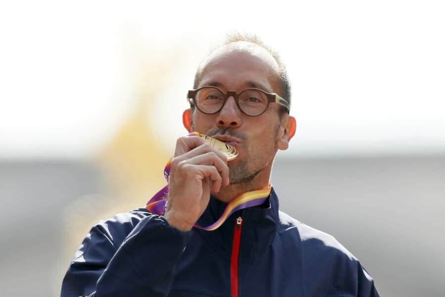 Yohann Diniz remporte sa sixième médaille d'or