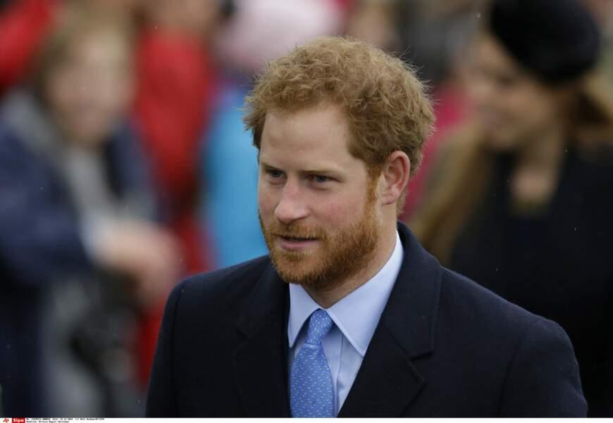 Prince Harry, 31 ans